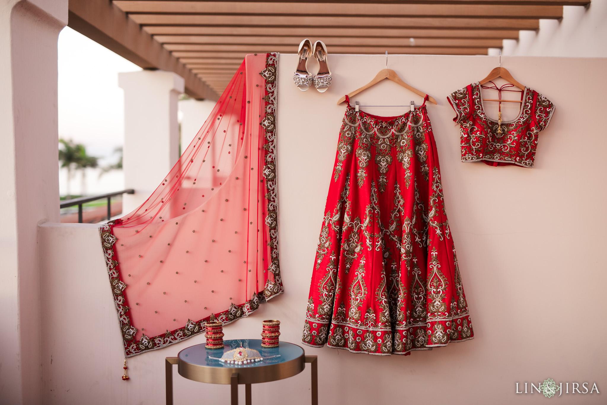 02 Hilton Santa Barbara Indian Wedding Photography