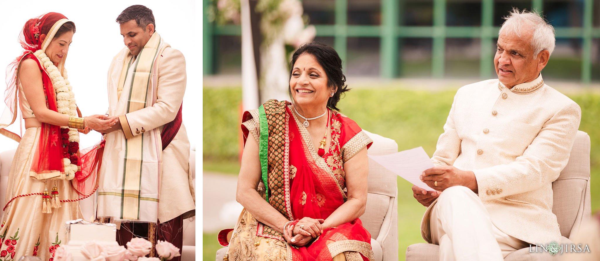 023 Hyatt Long Beach Indian Wedding Photography