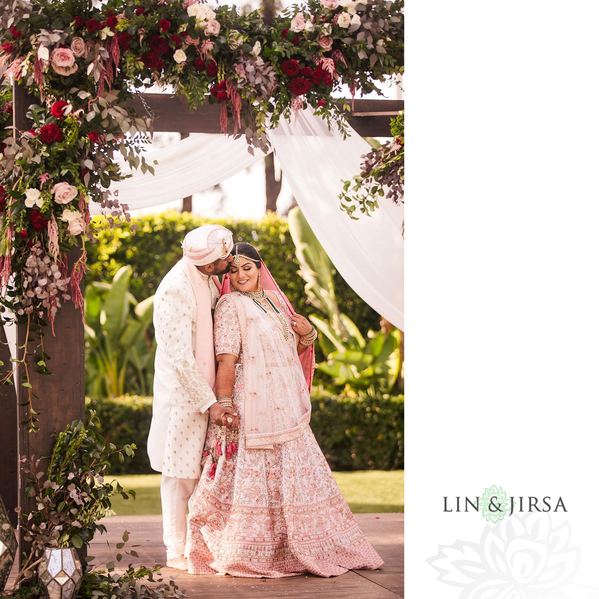 027 Hotel Irvine Indian Wedding Ceremony Photography