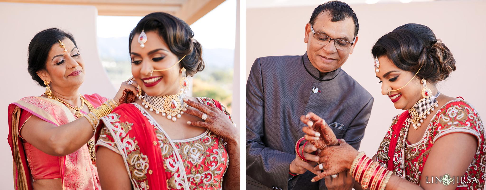 04 Hilton Santa Barbara Indian Wedding Photography