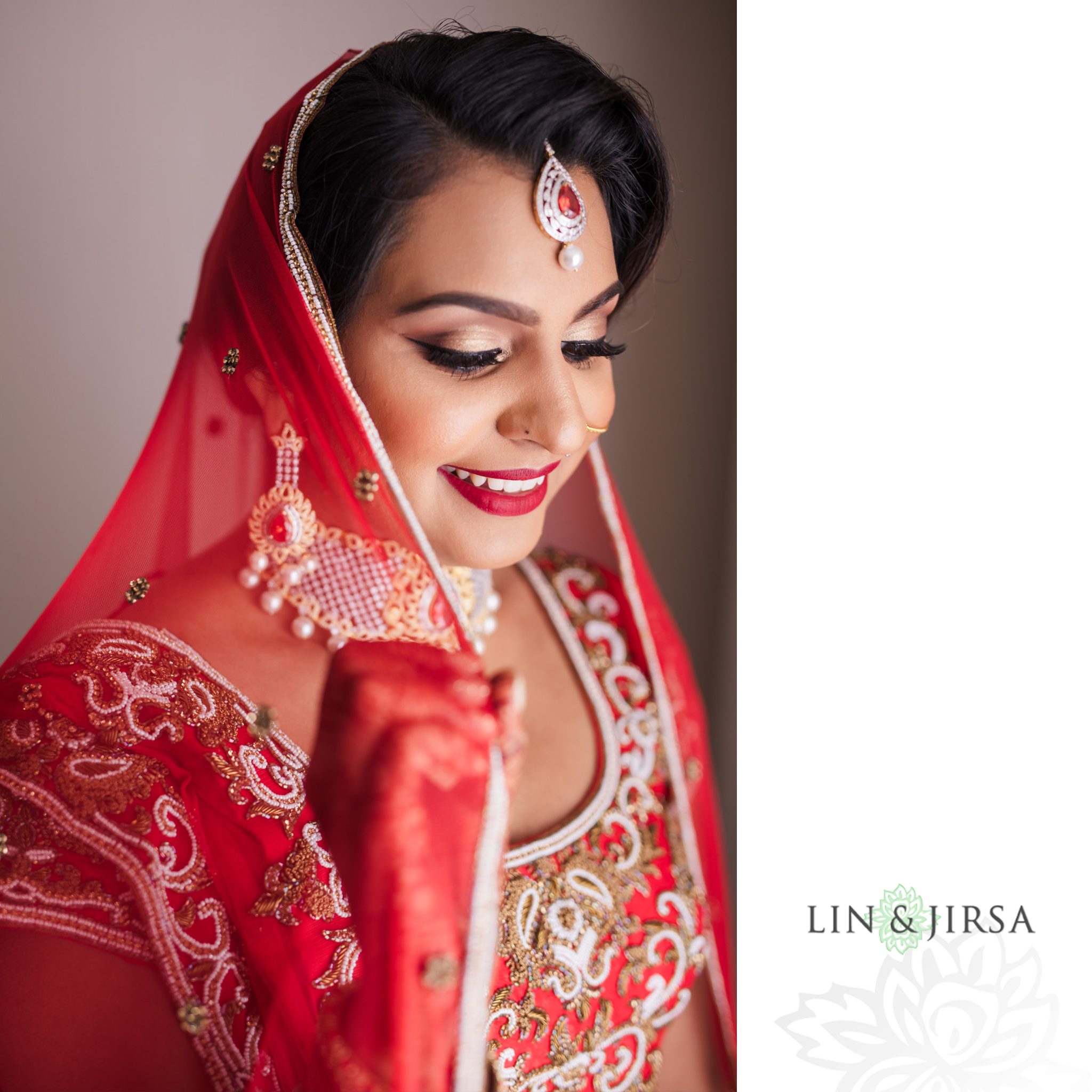 06 Hilton Santa Barbara Indian Wedding Photography