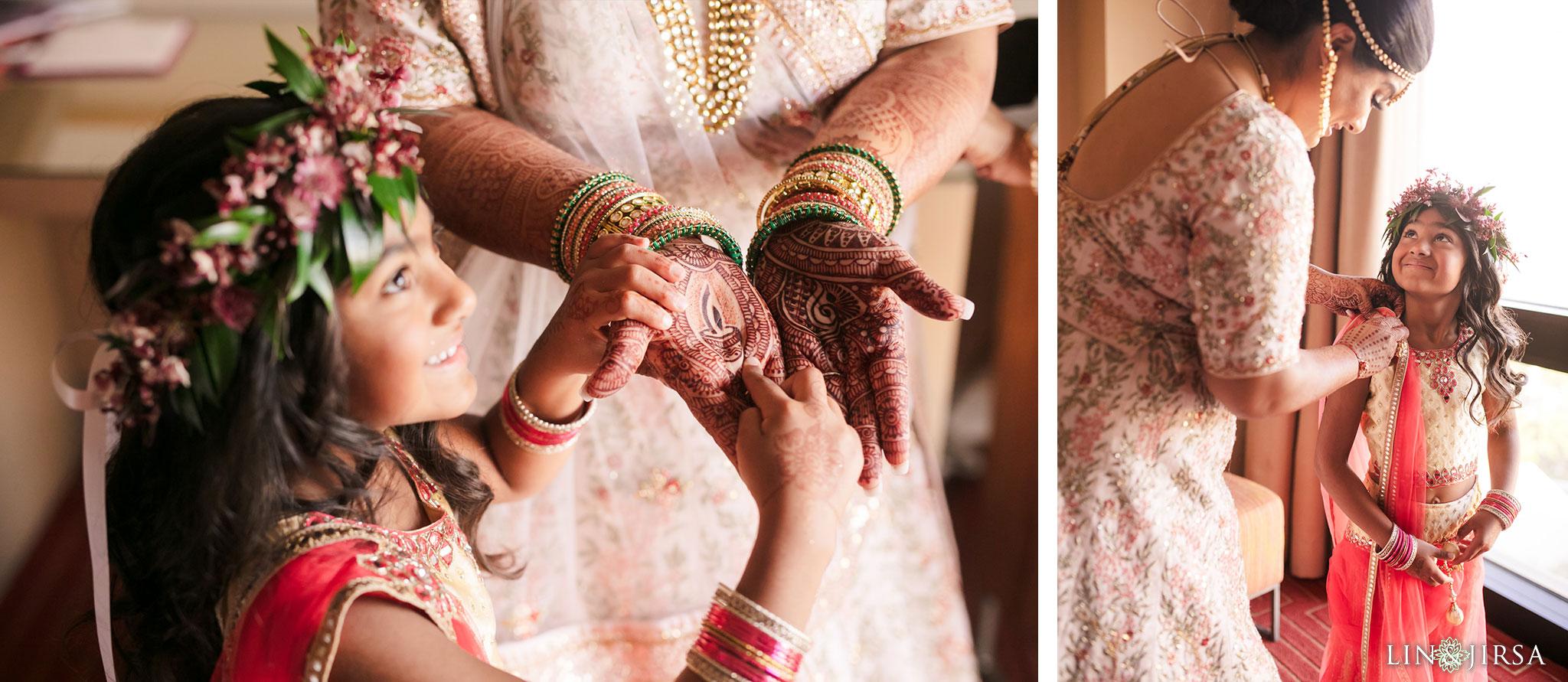 06 Hotel Irvine Indian Wedding Photography