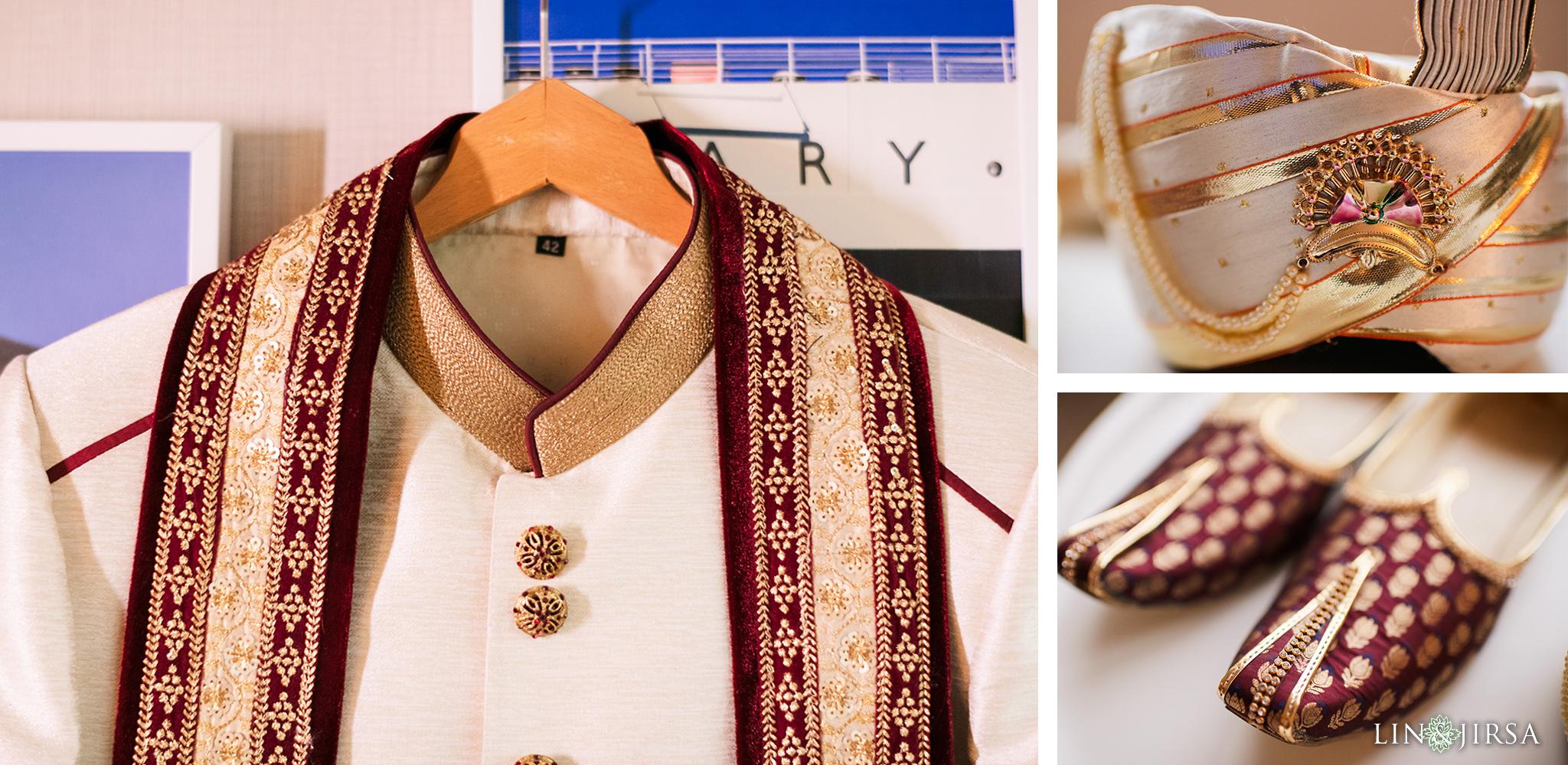 06 Hyatt Long Beach Indian Wedding Photography