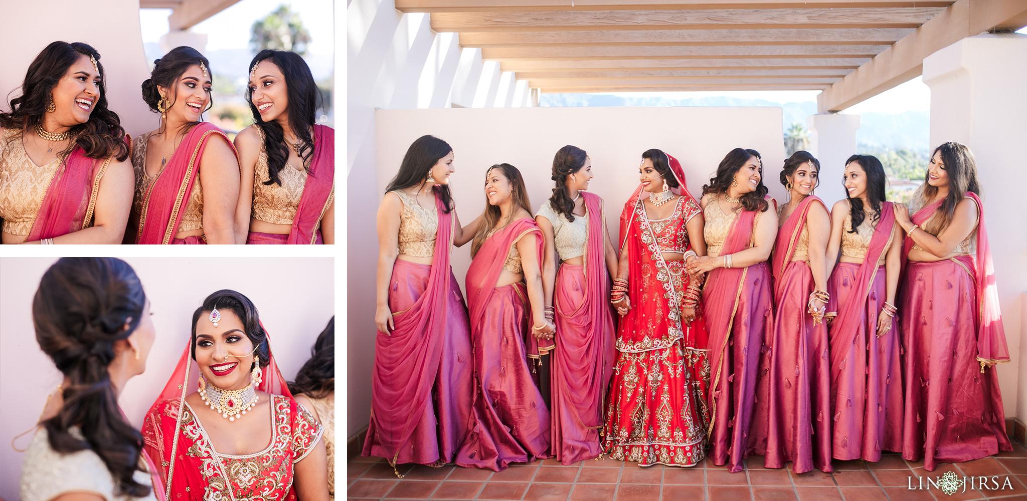 07 Hilton Santa Barbara Indian Wedding Photography