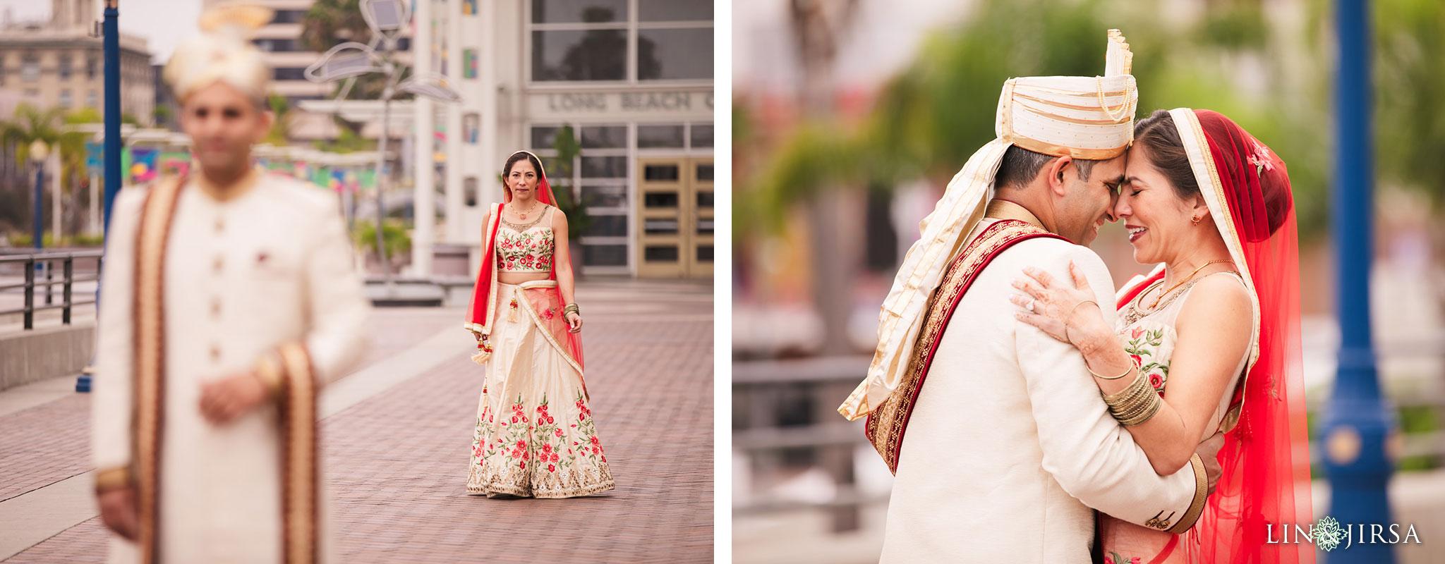 07 Hyatt Long Beach Indian Wedding Photography