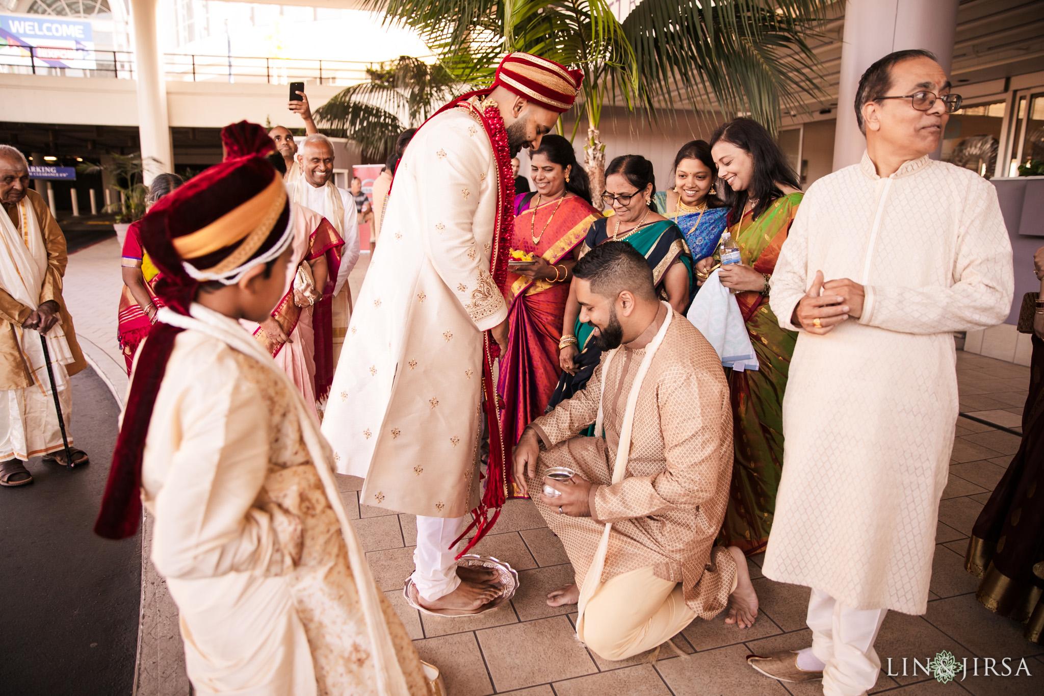 08 long beach hyatt south indian wedding photography