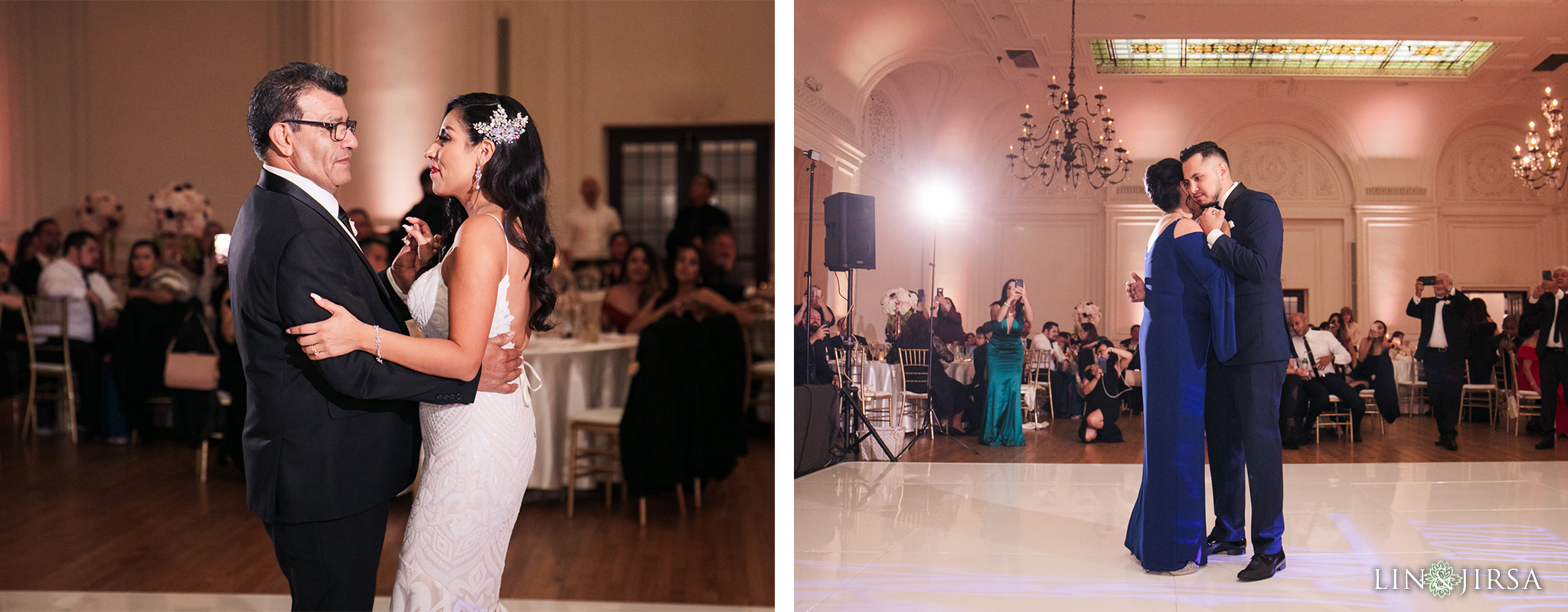 0803 Alexandria Ballroom Los Angeles County Wedding Photography