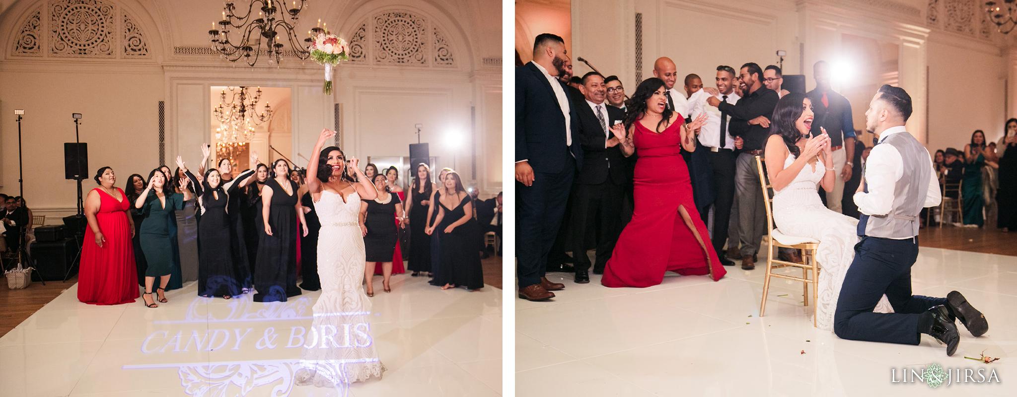 0804 Alexandria Ballroom Los Angeles County Wedding Photography