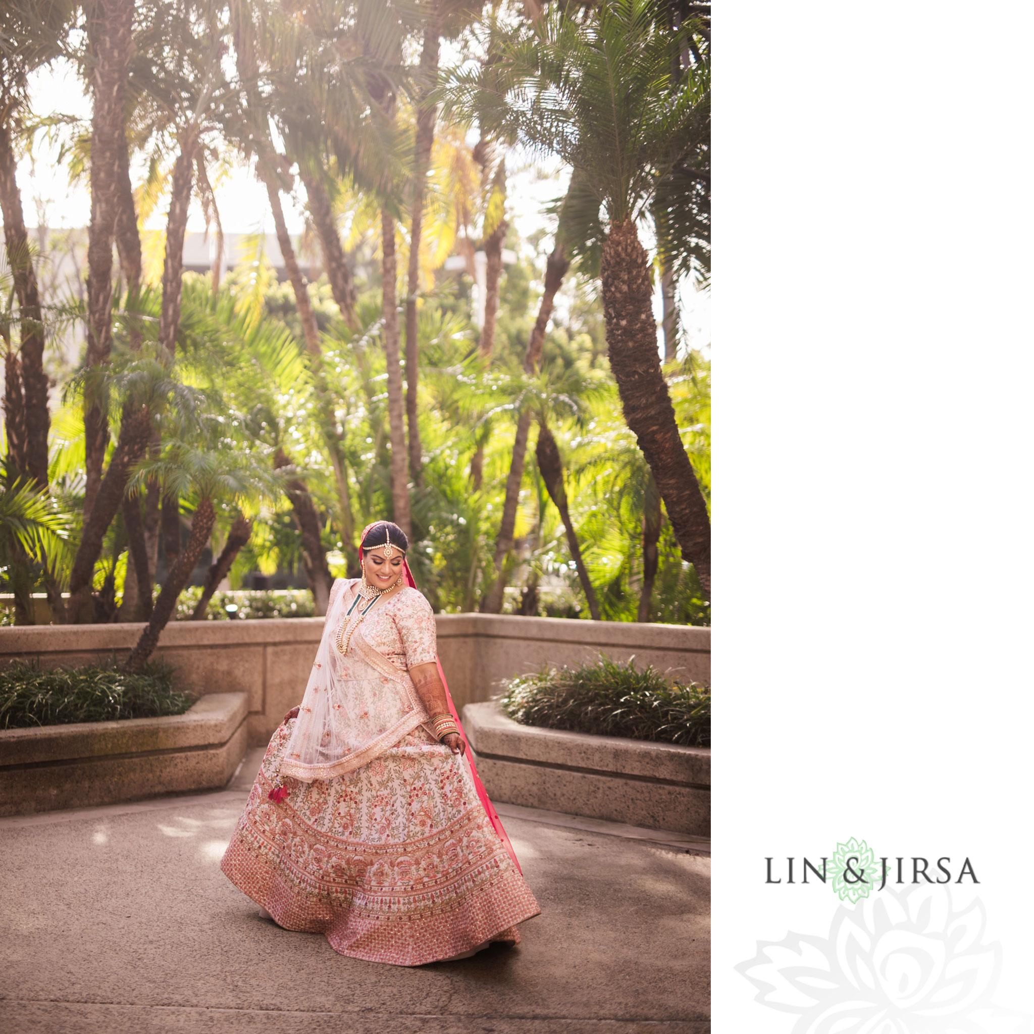 09 Hotel Irvine Indian Wedding Photography