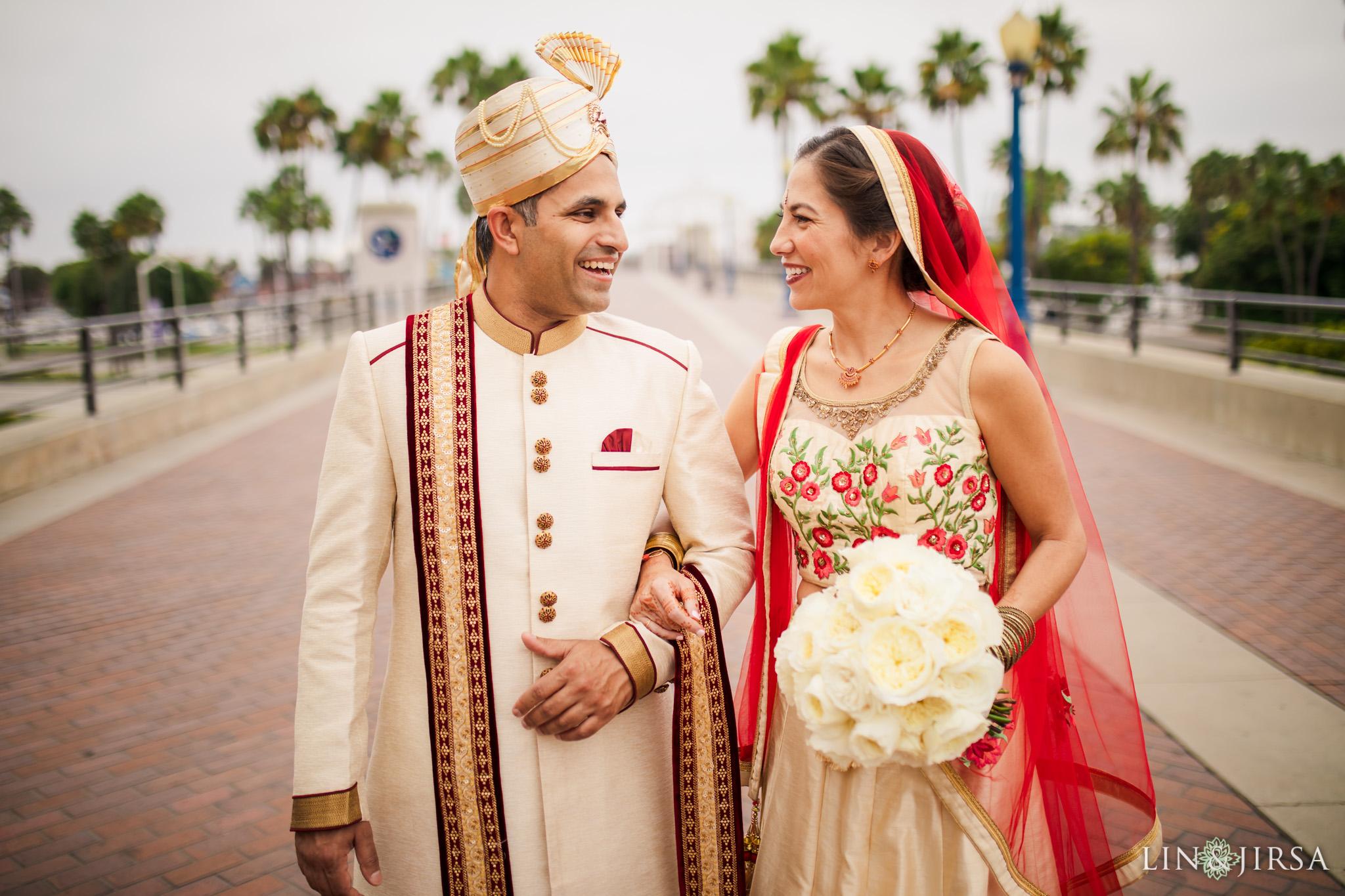 09 Hyatt Long Beach Indian Wedding Photography