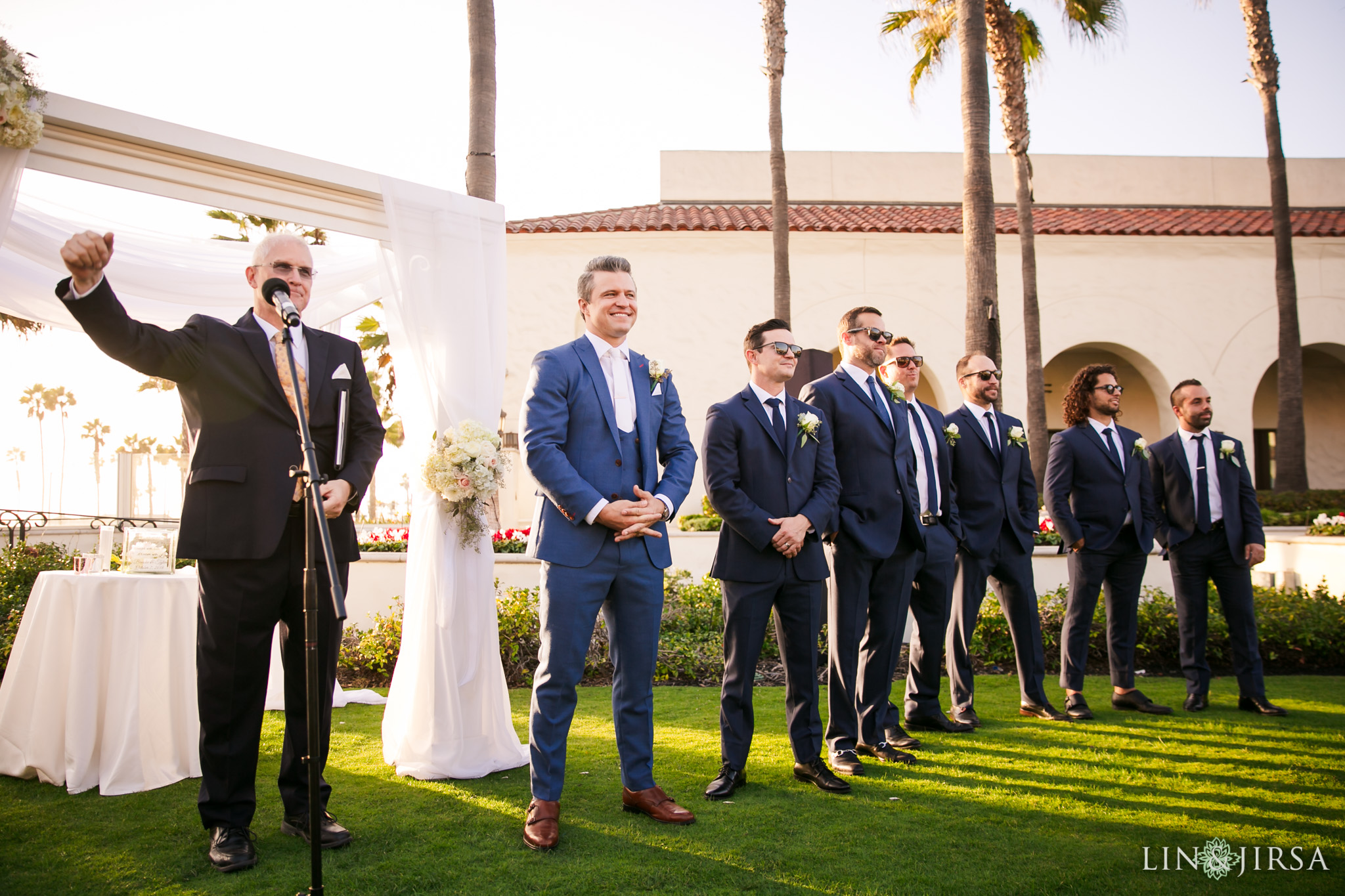 09 Hyatt Regency Huntington Beach Wedding Photography