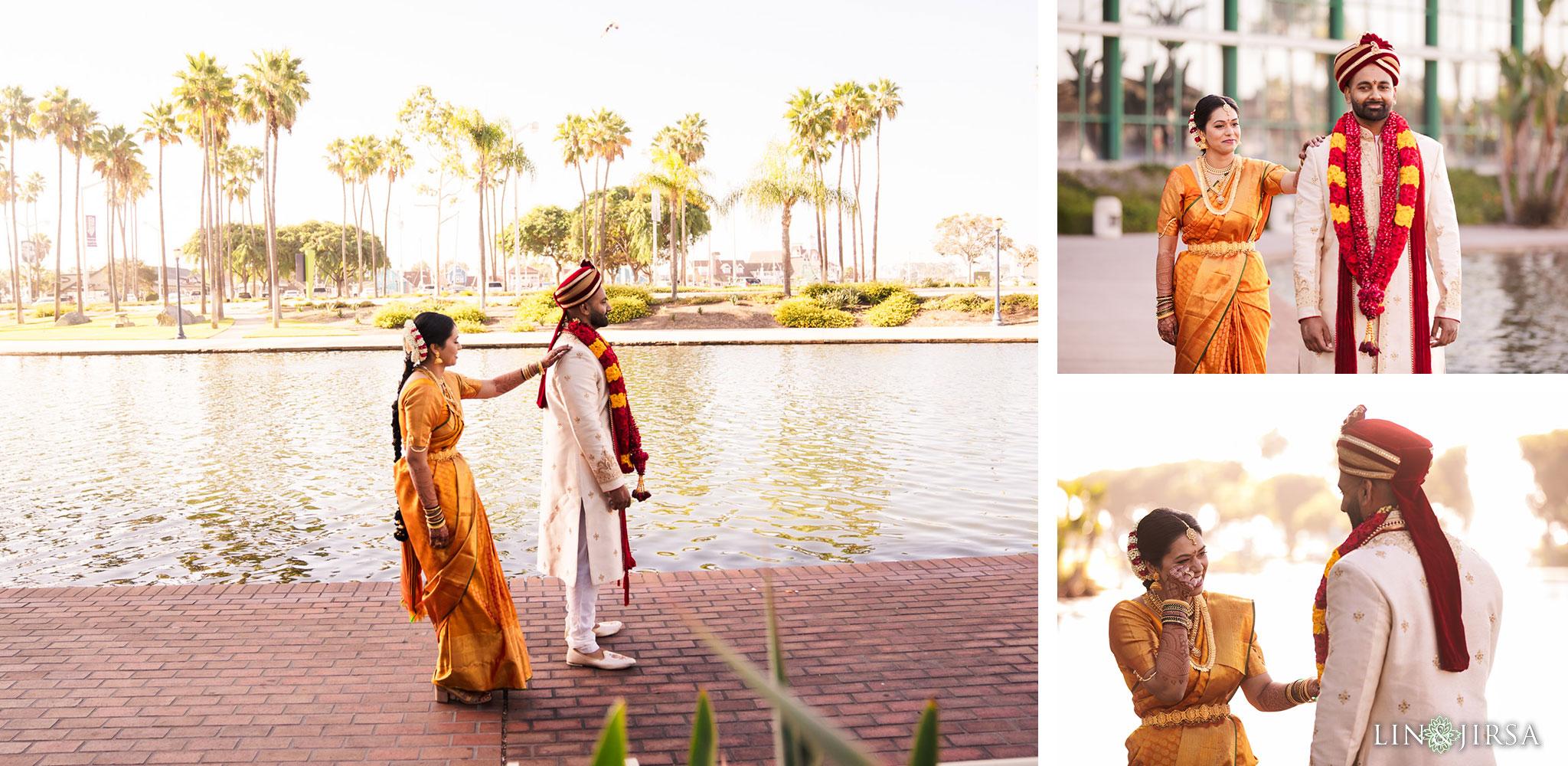 10 long beach hyatt south indian wedding photography
