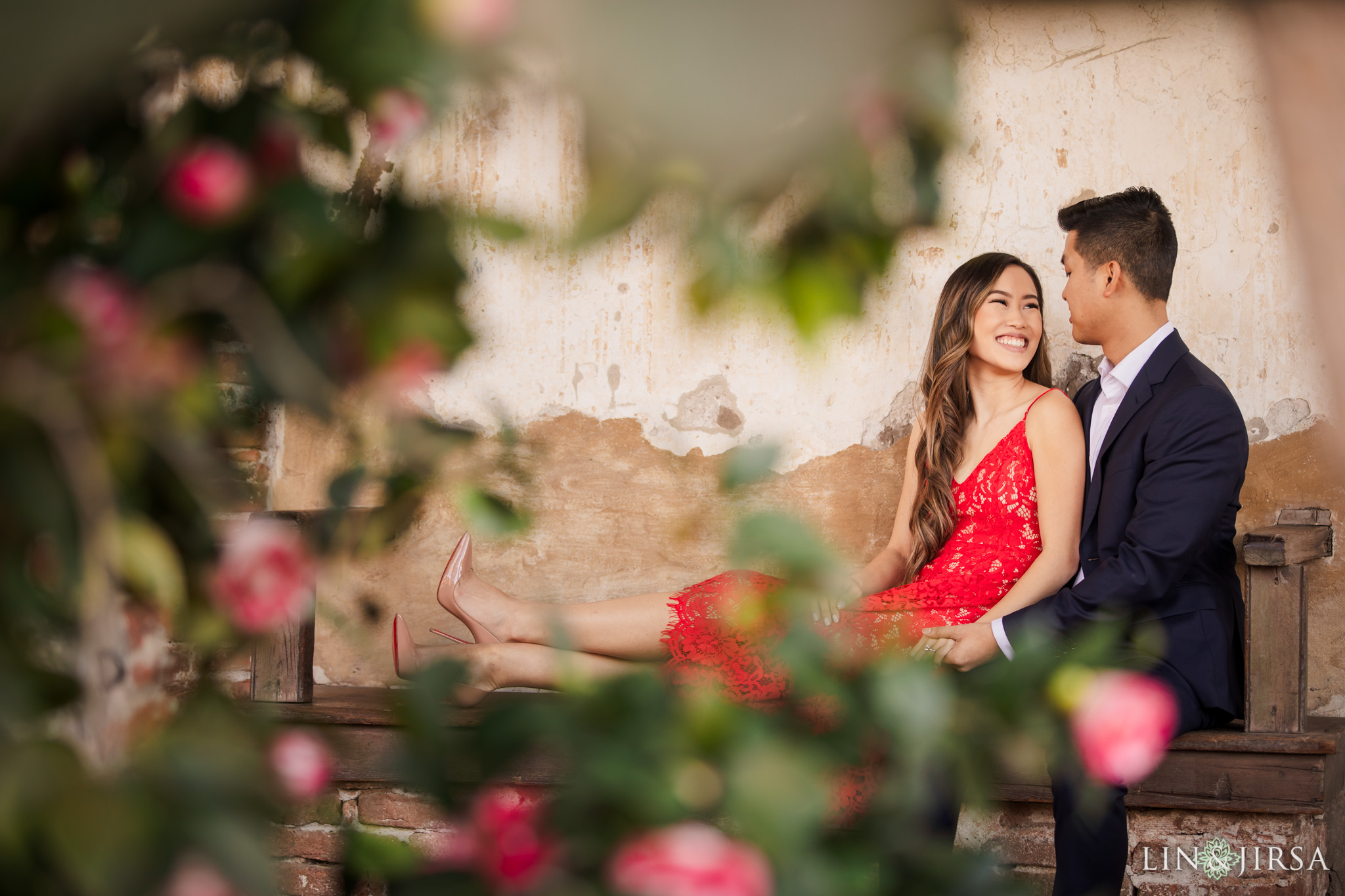 10 mission san juan capistrano engagement photographer