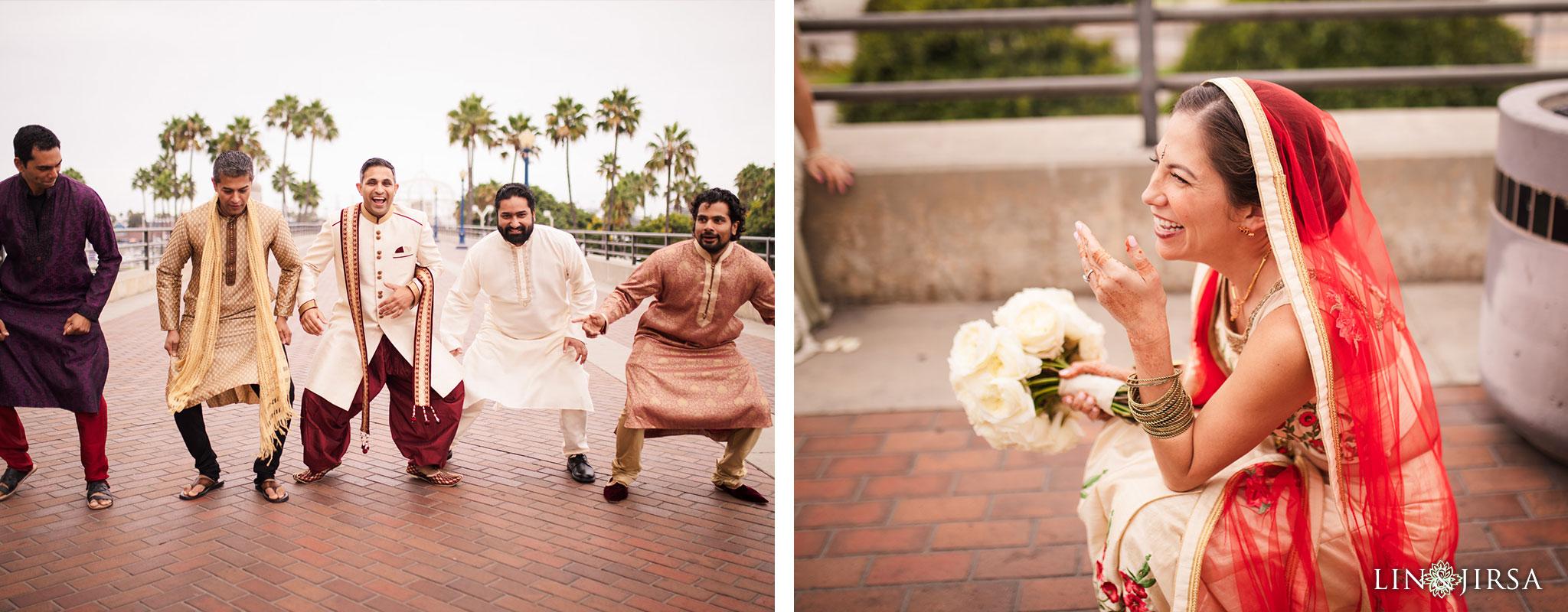 11 Hyatt Long Beach Indian Wedding Photography