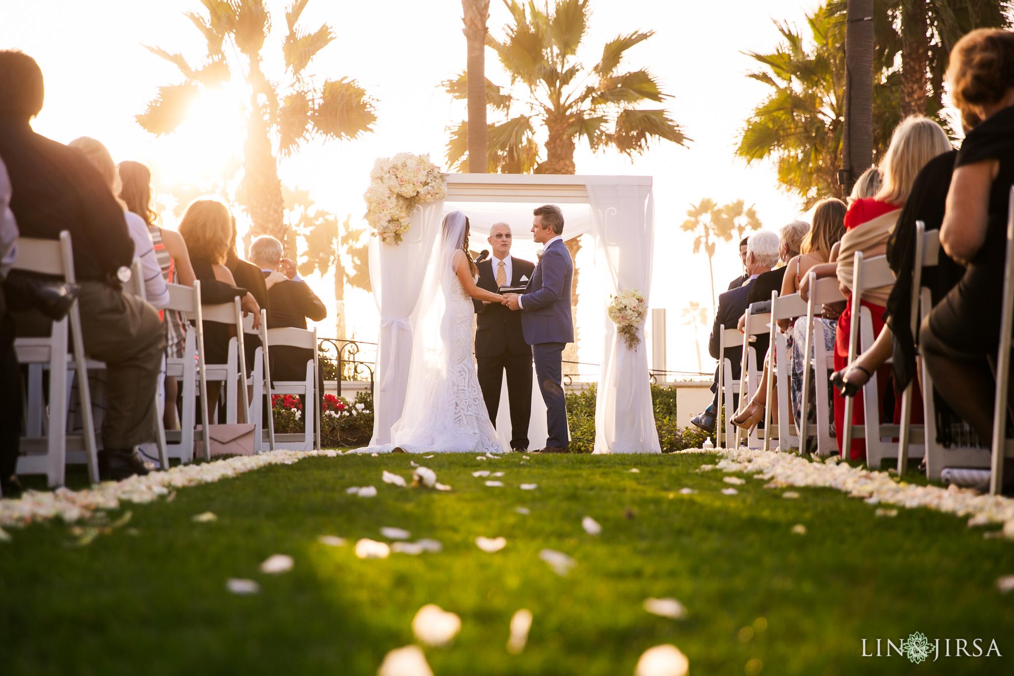 11 Hyatt Regency Huntington Beach Wedding Photography
