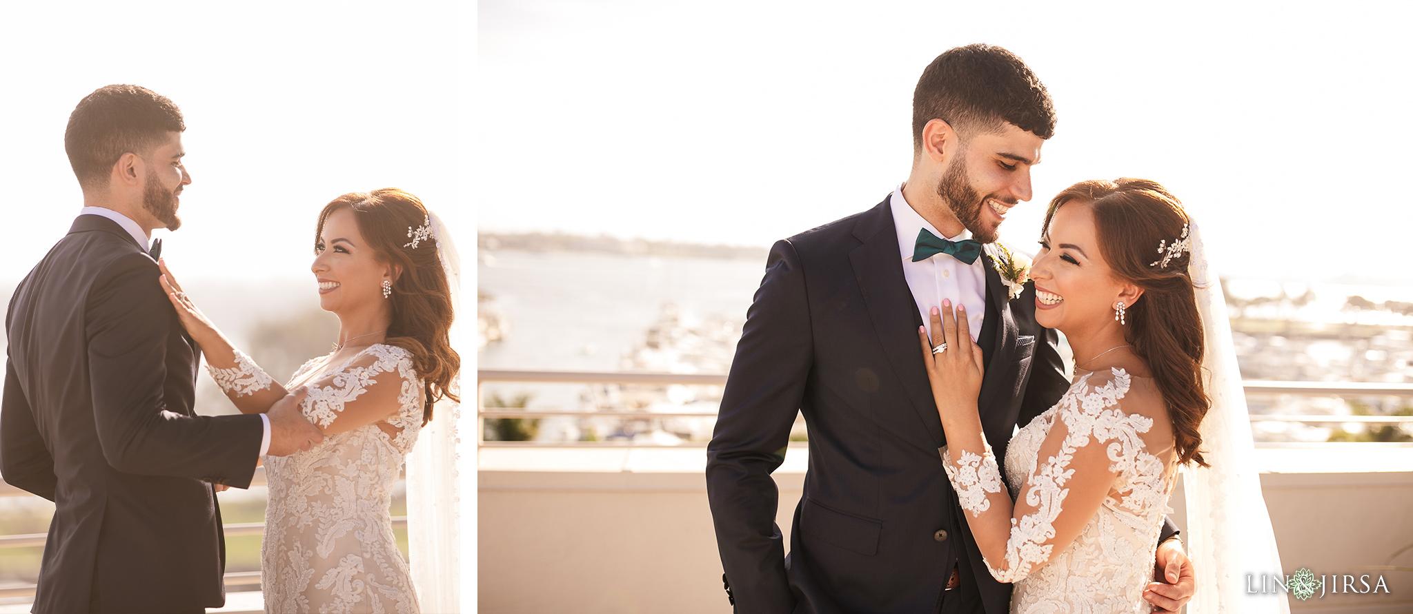 11 Marriott Hotel San Diego Wedding Photography
