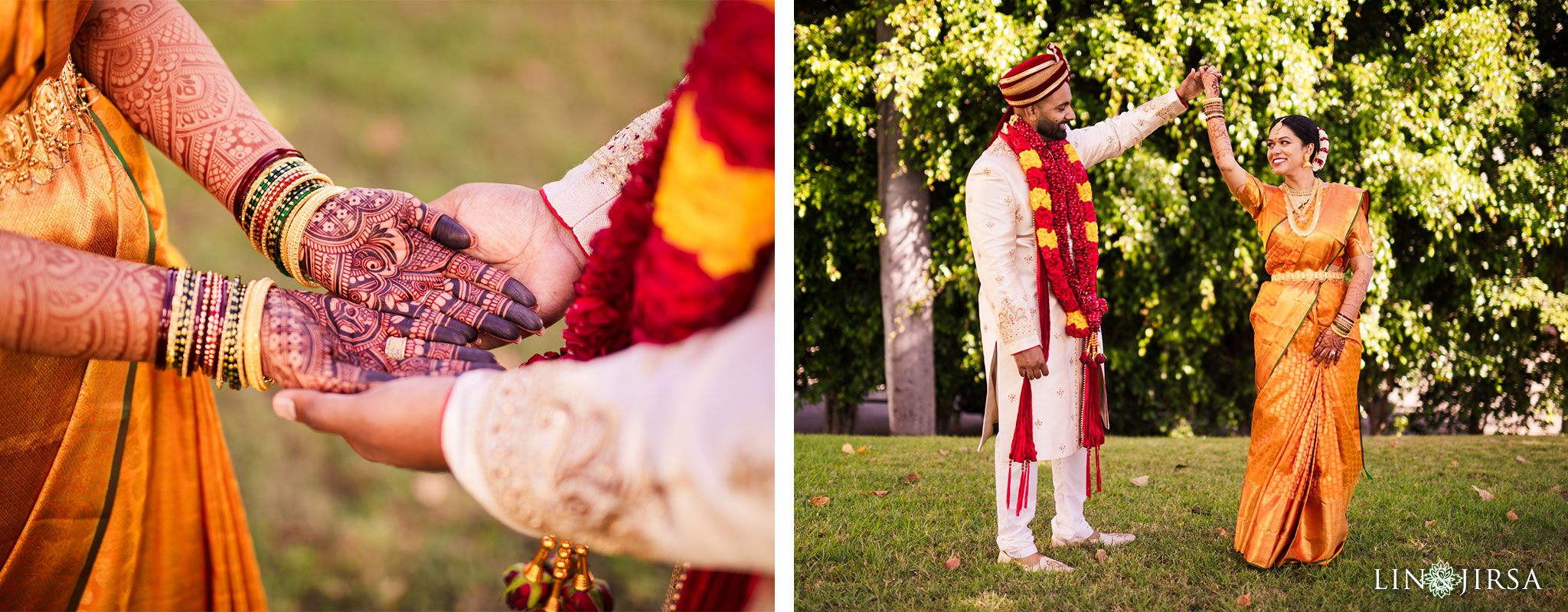 11 long beach hyatt south indian wedding photography