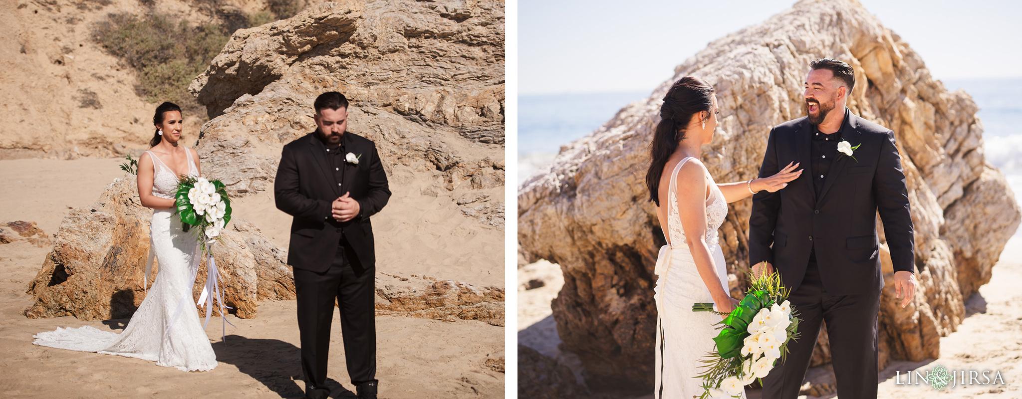 12 Crystal Cove State Park Laguna Beach Wedding Photography