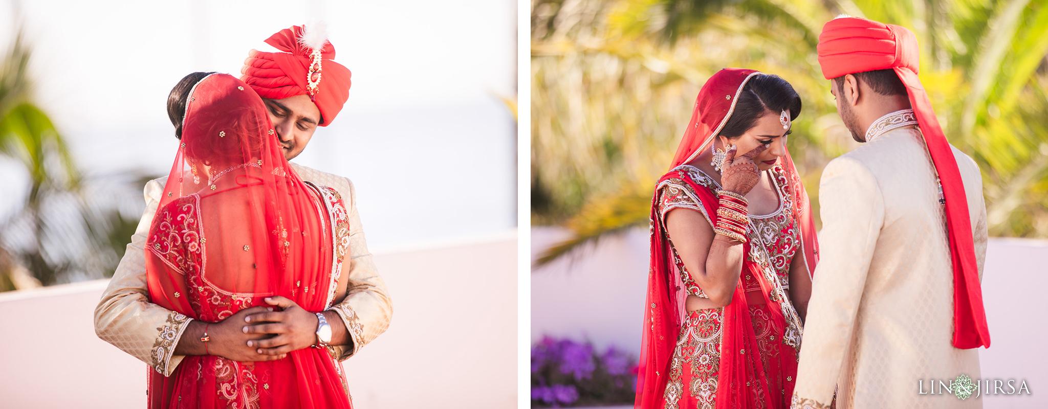 12 Hilton Santa Barbara Indian Wedding Photography