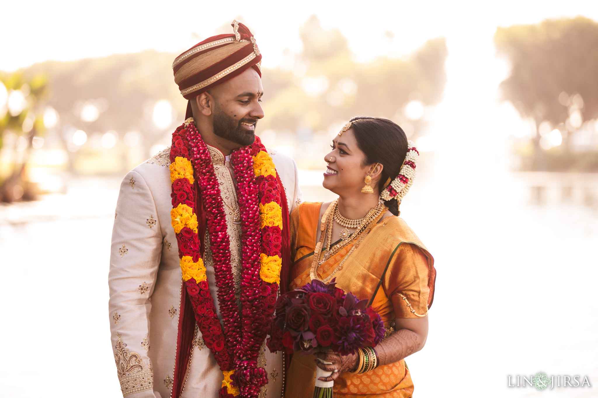 12 long beach hyatt south indian wedding photography