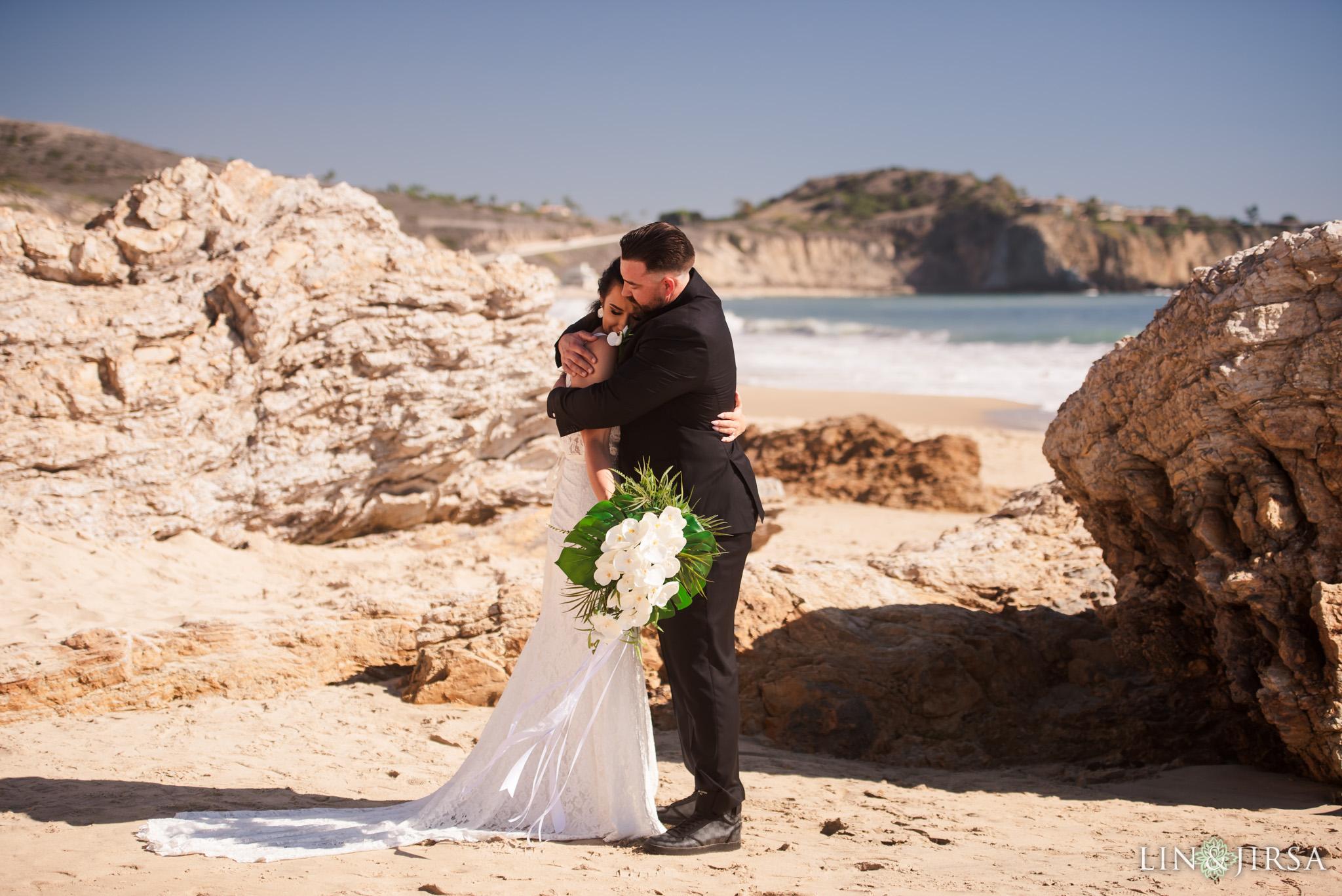 13 Crystal Cove State Park Laguna Beach Wedding Photography
