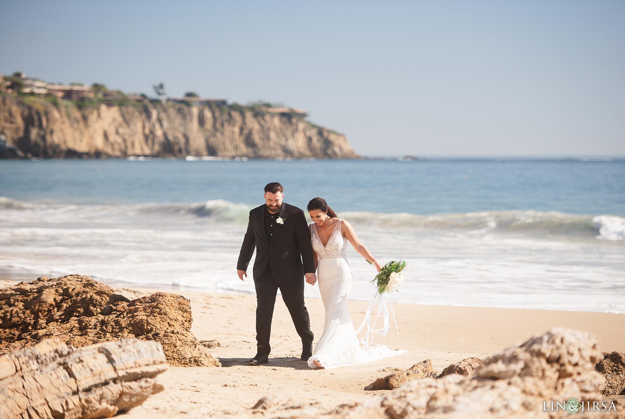 14 Crystal Cove State Park Laguna Beach Wedding Photography