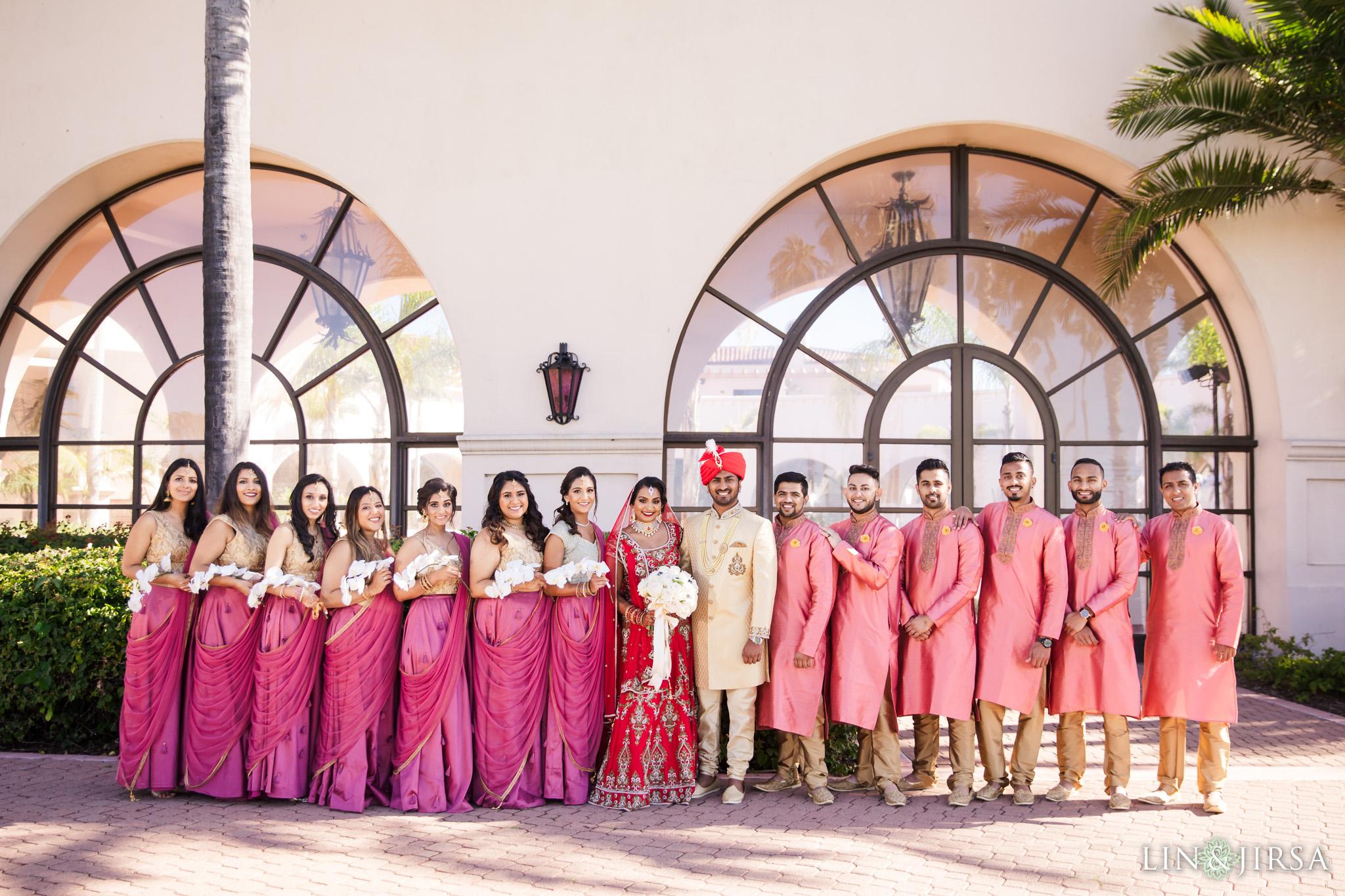 14 Hilton Santa Barbara Indian Wedding Photography