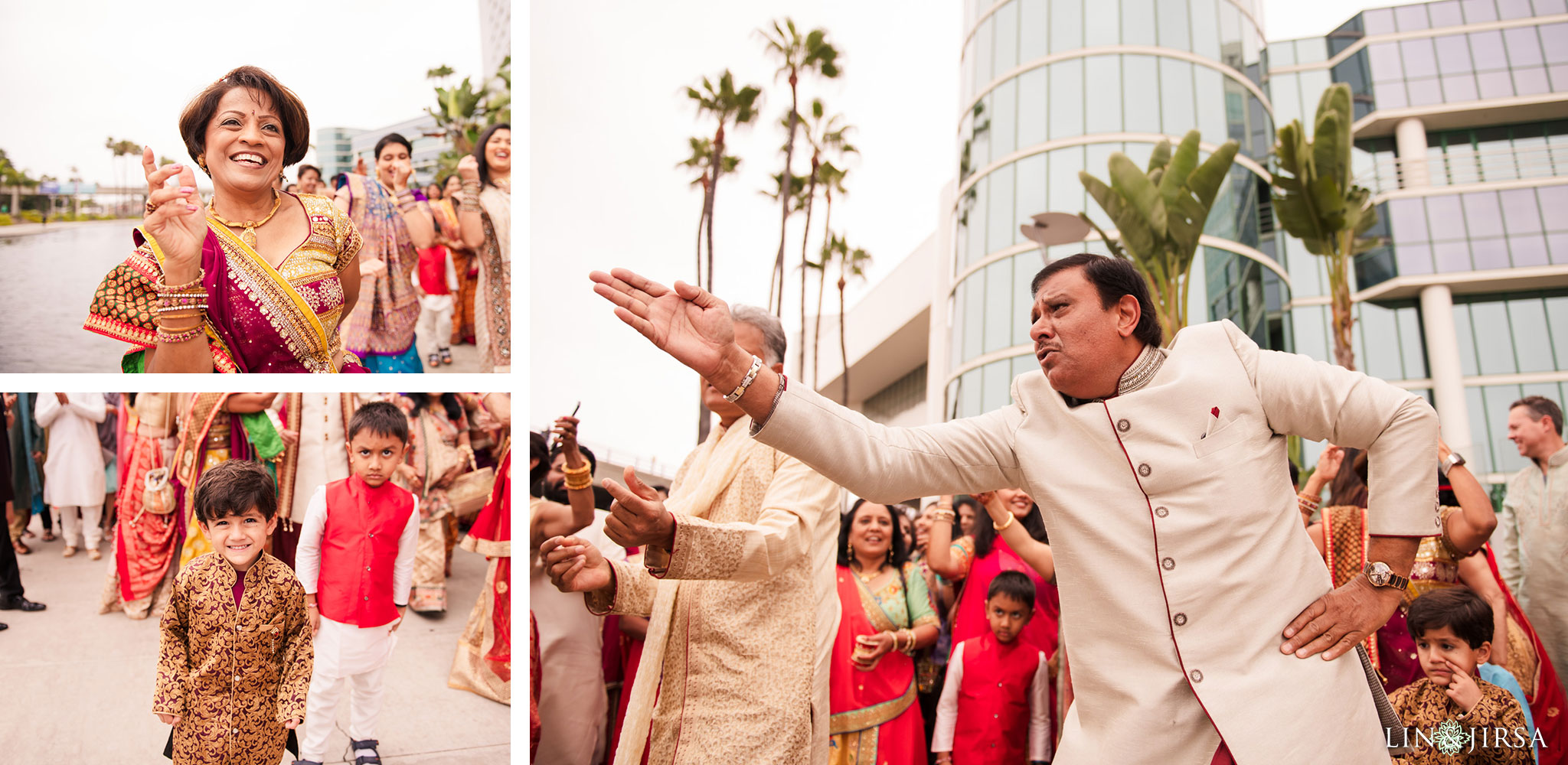 14 Hyatt Long Beach Indian Wedding Photography