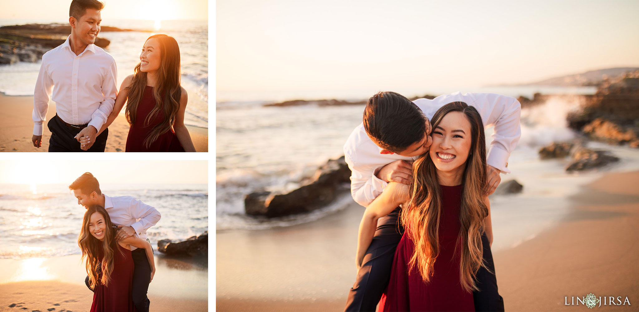 14 victoria beach engagement photography