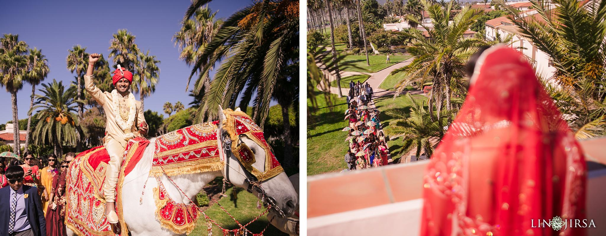 15 Hilton Santa Barbara Indian Wedding Photography