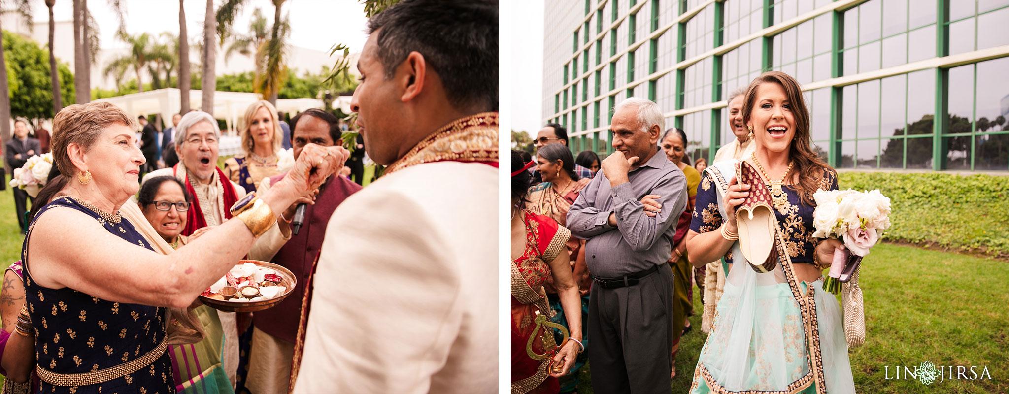 15 Hyatt Long Beach Indian Wedding Photography