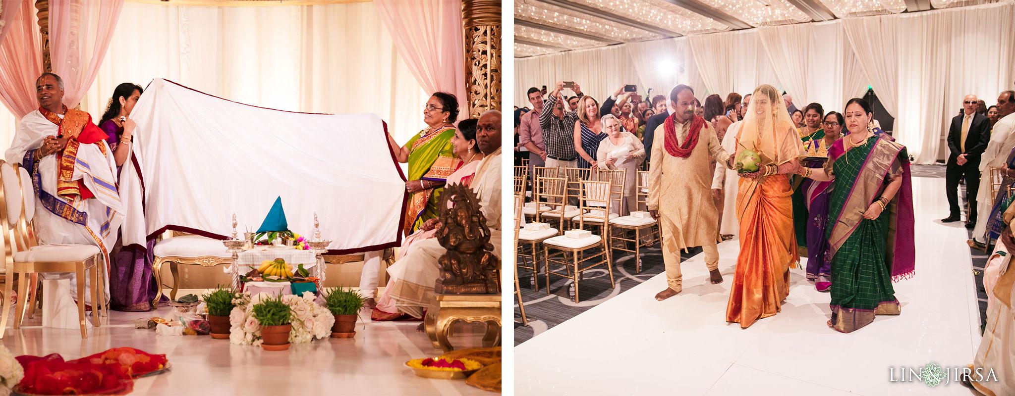 15 long beach hyatt south indian wedding photography