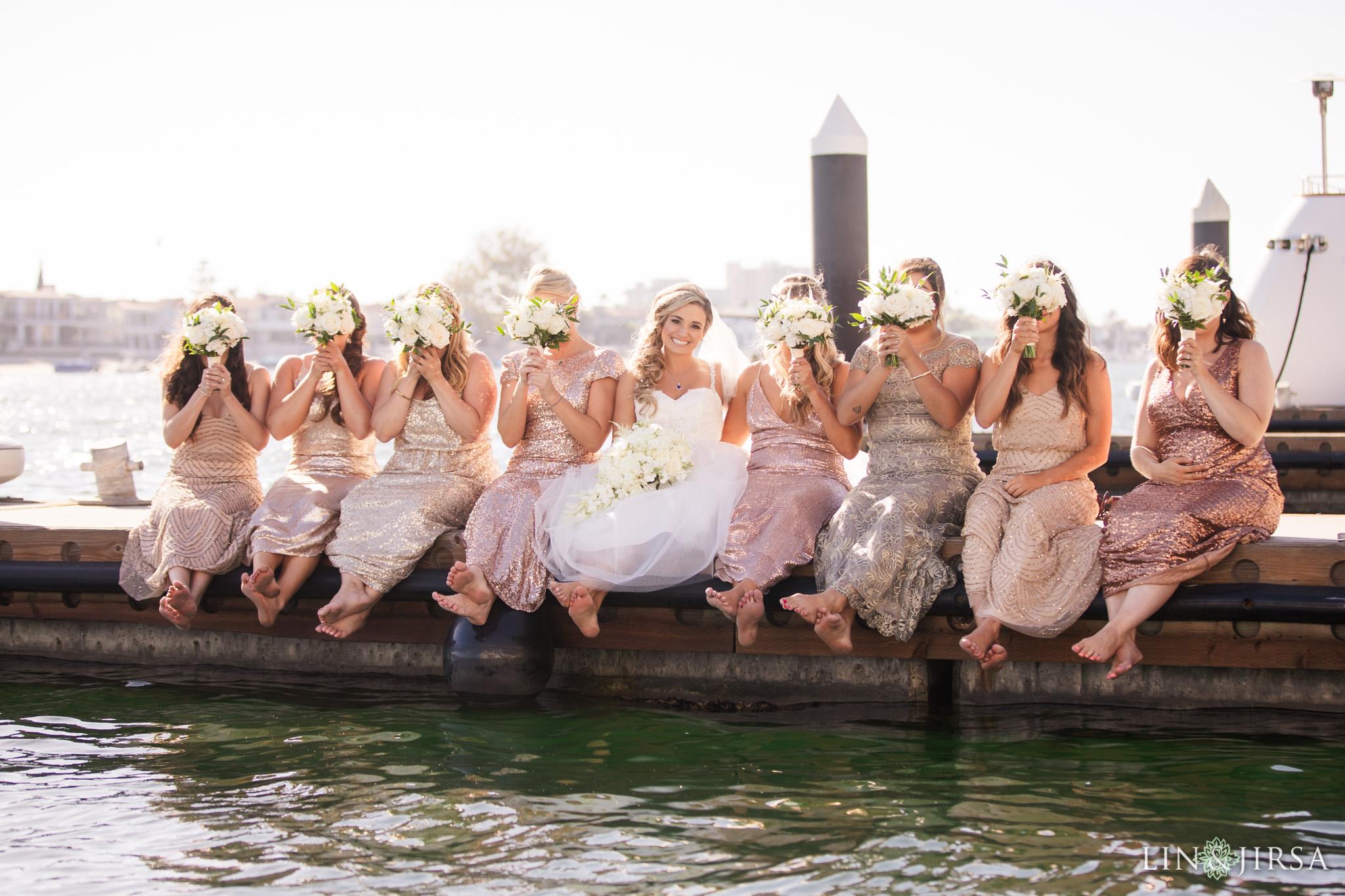 16 balboa bay wedding newport photography