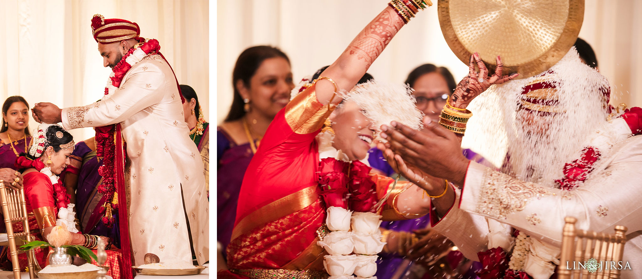 16 long beach hyatt south indian wedding photography