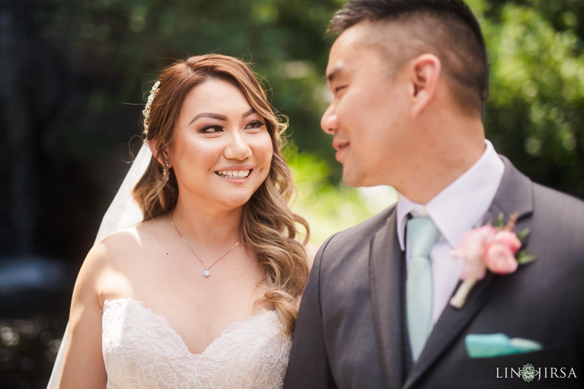 16 los angeles arboretum wedding photography