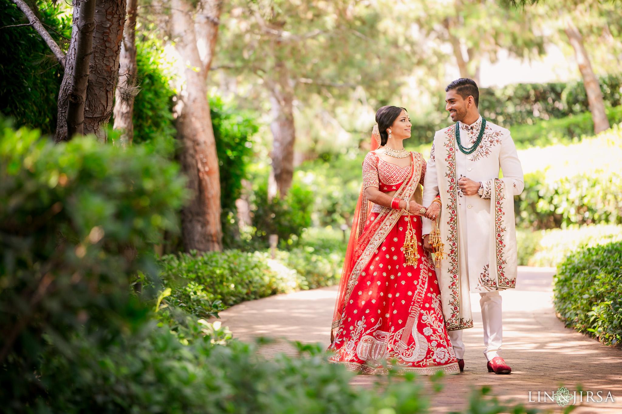 16 pelican hill resort orange county indian wedding photographer