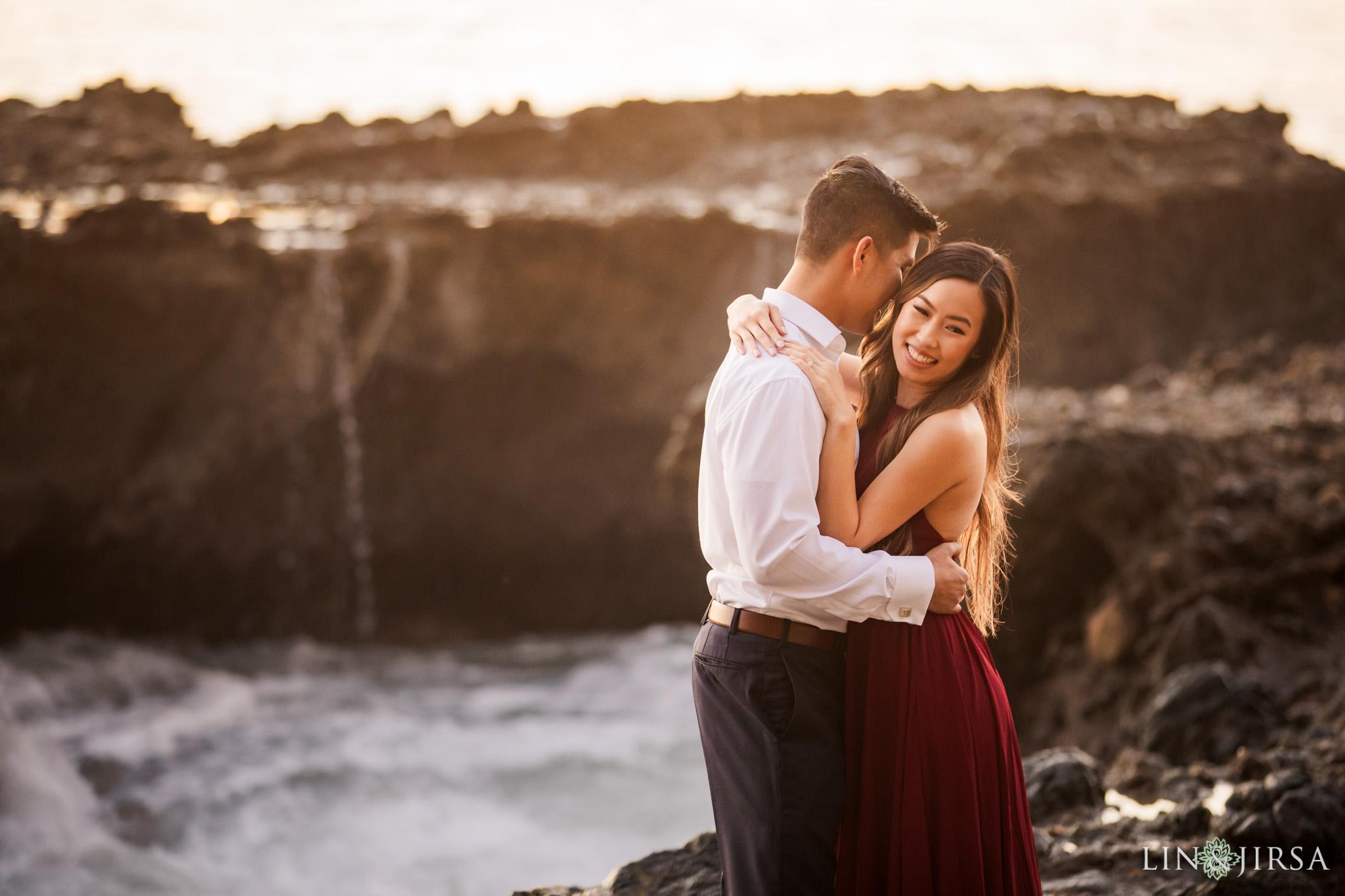 16 victoria beach orange county engagement photography