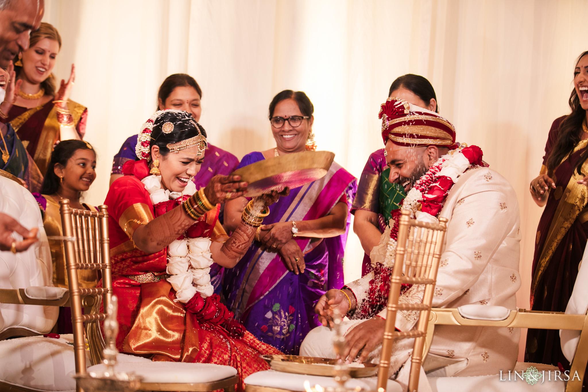17 long beach hyatt south indian wedding photography