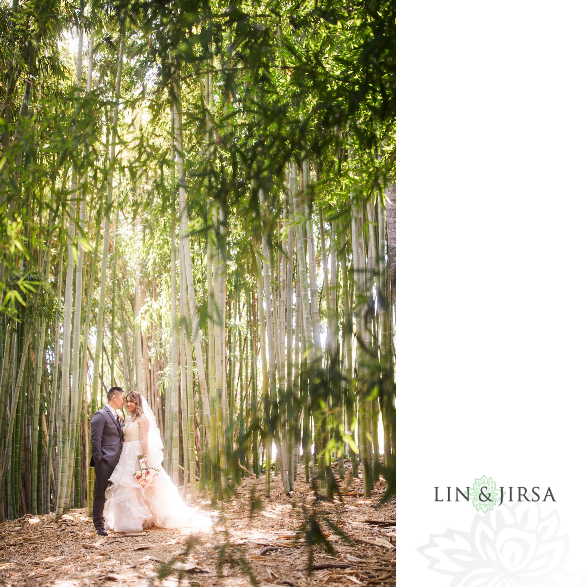 17 los angeles arboretum wedding photography