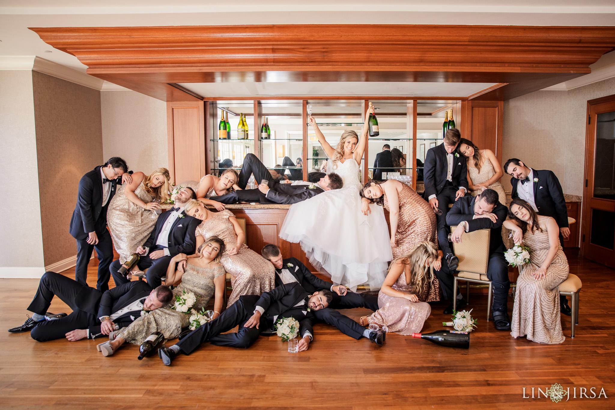18 balboa bay wedding newport photography