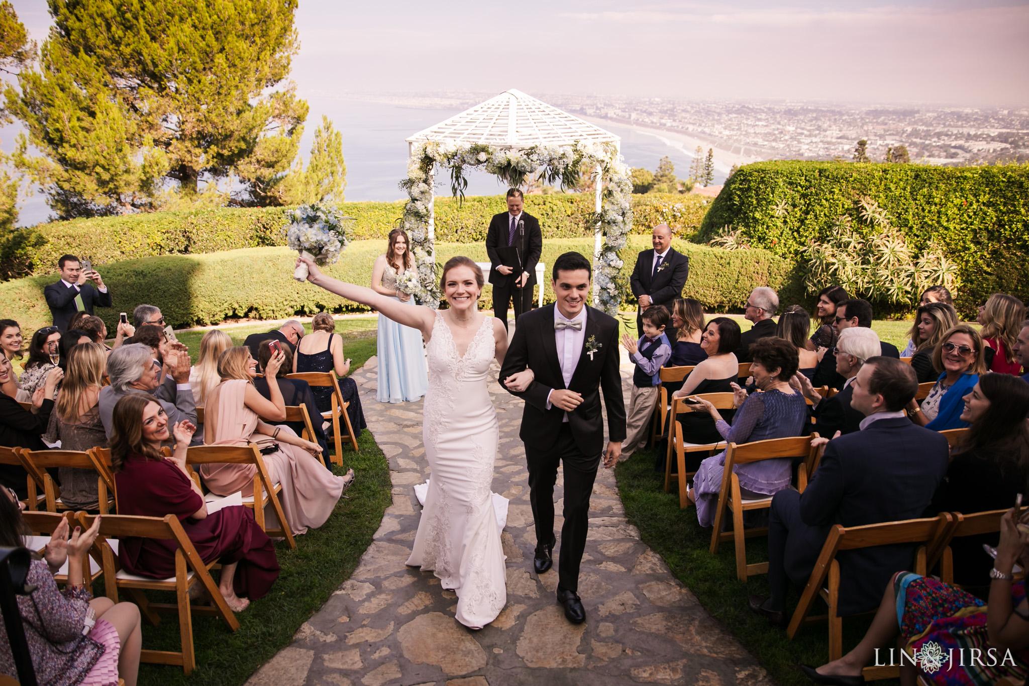 18 la venta inn palos verdes western wedding photography
