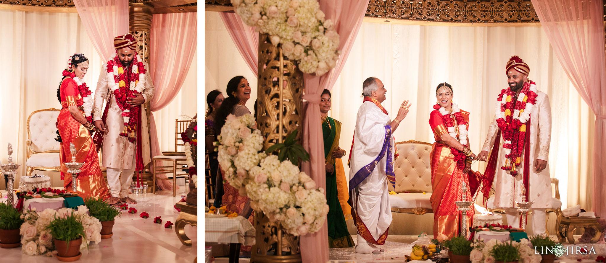18 long beach hyatt south indian wedding photography
