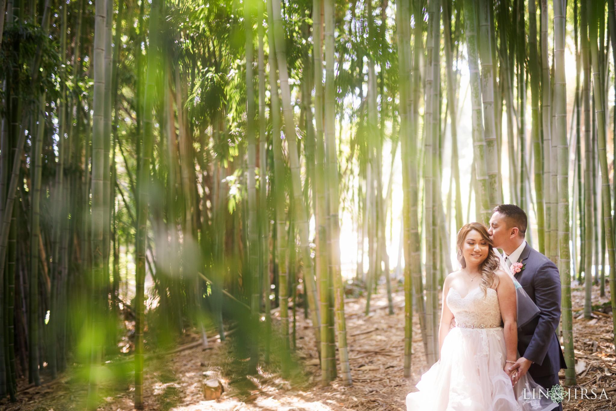 18 los angeles arboretum wedding photography