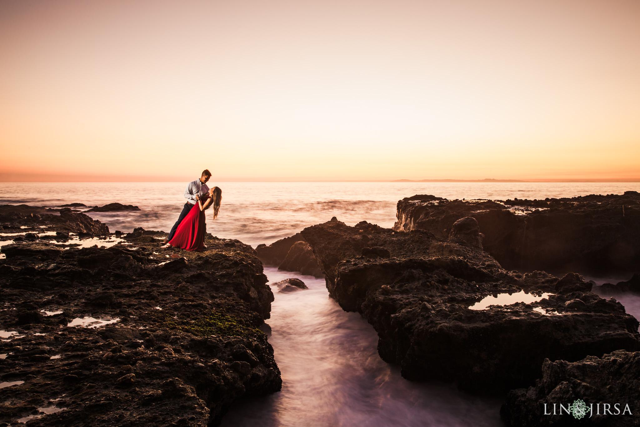 18 victoria beach orange county engagement photography