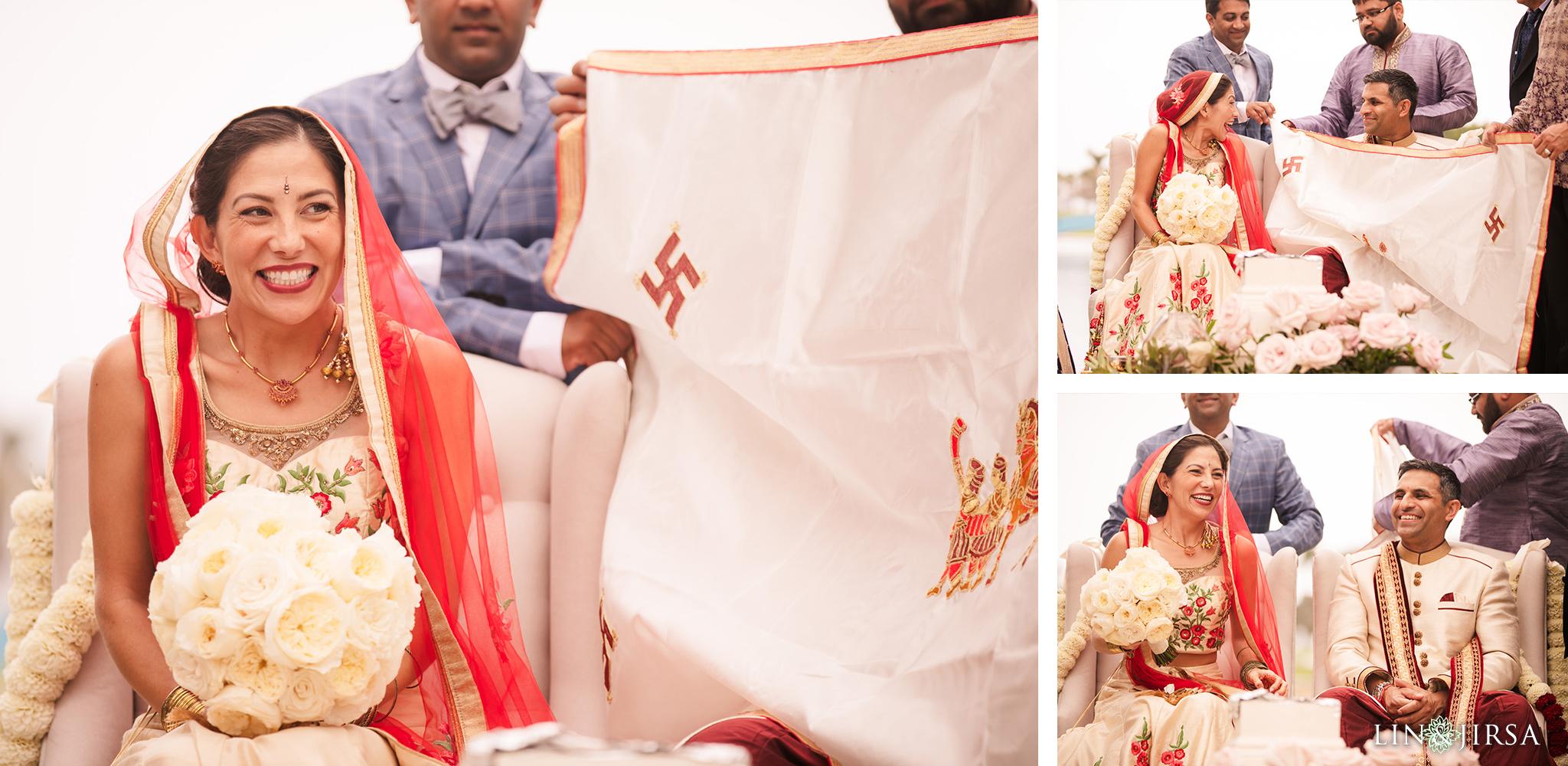 19 Hyatt Long Beach Indian Wedding Photography