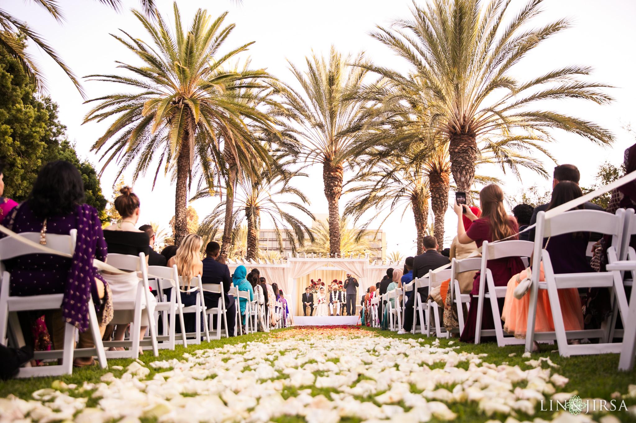 20 Sheraton Park Hotel Anaheim Muslim Wedding Photography