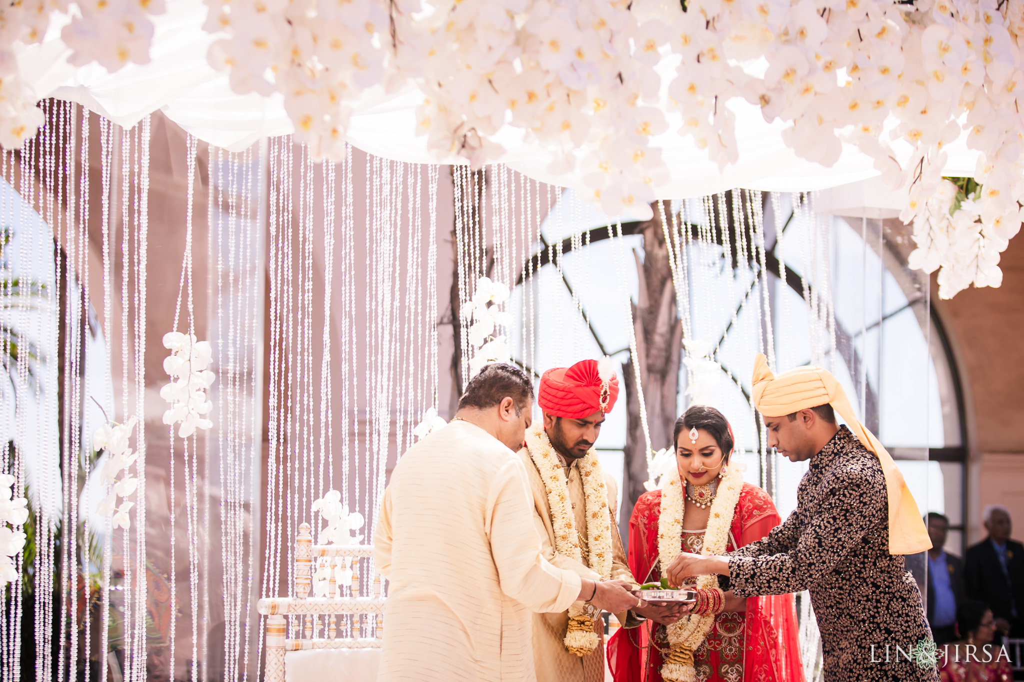 21 Hilton Santa Barbara Indian Wedding Photography