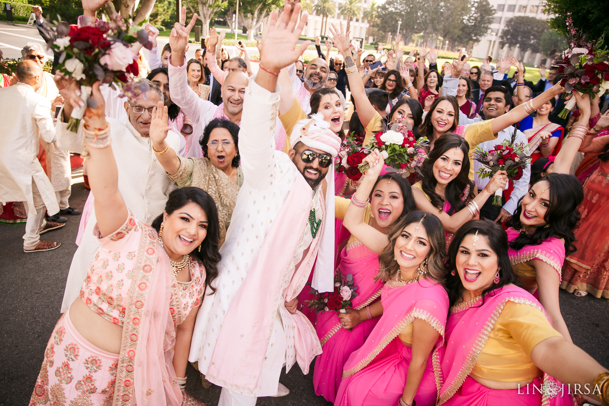 21 Hotel Irvine Indian Wedding Photography