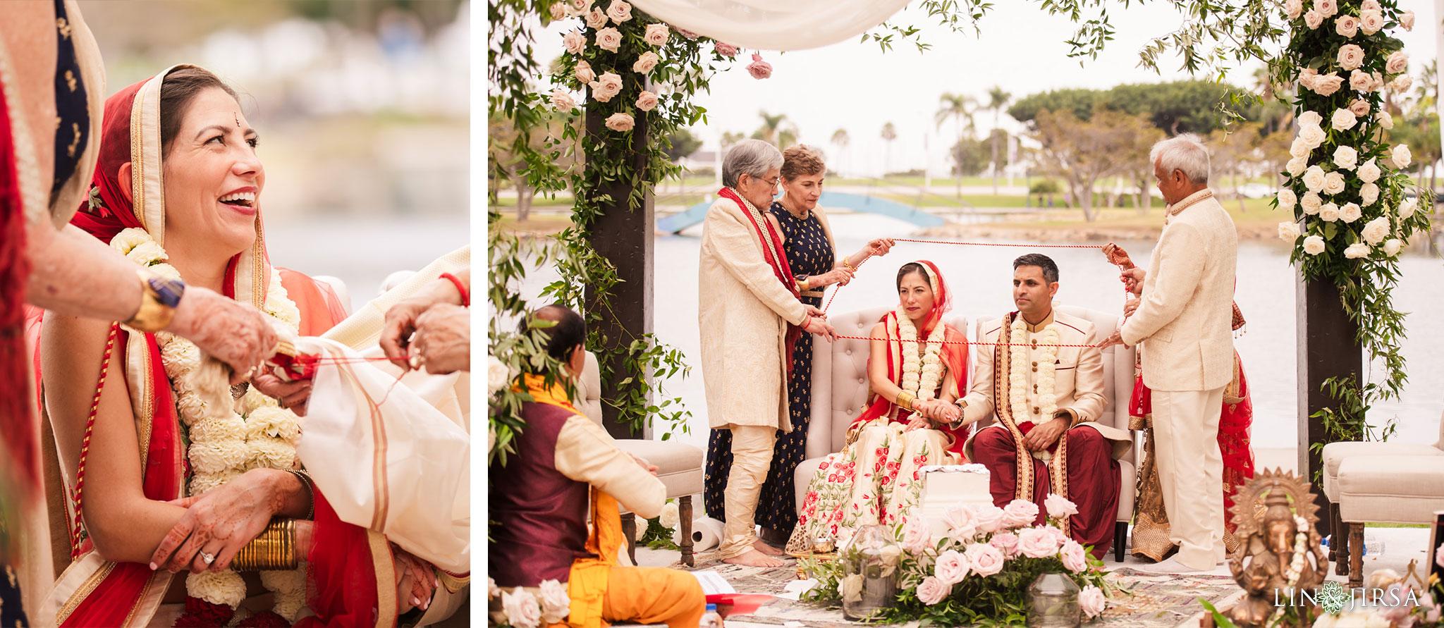 21 Hyatt Long Beach Indian Wedding Photography