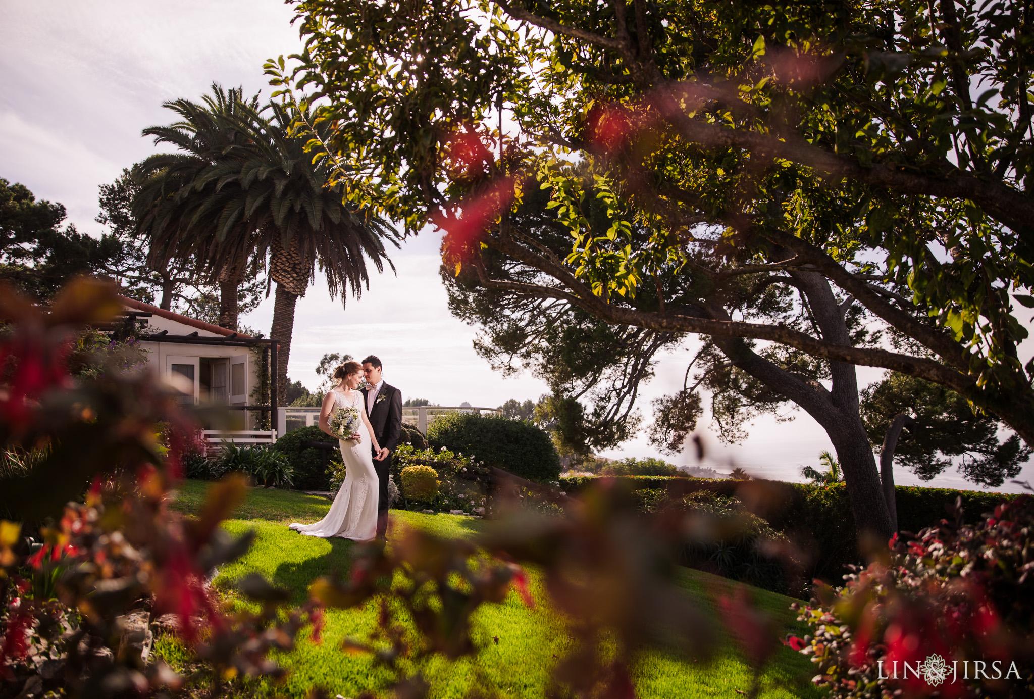 21 la venta inn palos verdes wedding photography